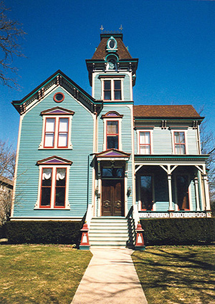 Tips For Choosing Exterior Home Paint Colors Castino
