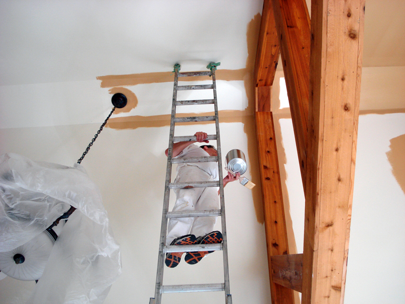 Winter Painting Tips from Castino Painting and Home Services